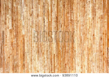 Close Up Wood Ceiling Texture