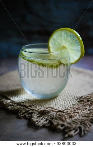 Water And Lime