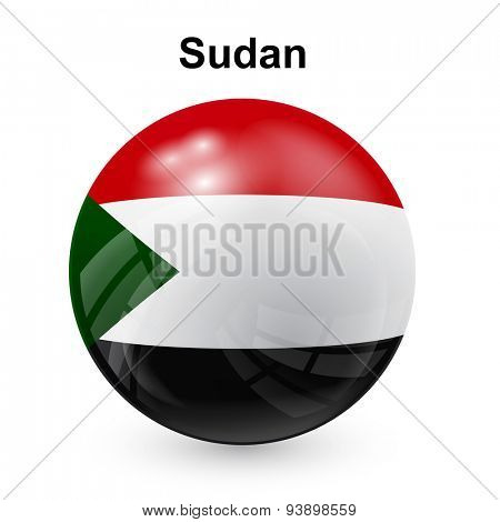 State flag of Sudan