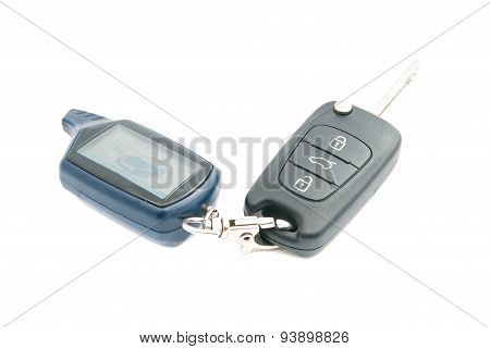 Car Keys And Alarm System