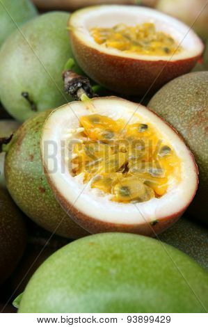 Passion Fruit, Vitamin C, Healthy Food, Passionfruit