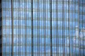 picture of high-rise  - Windows of a high rise downtown office building - JPG