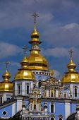 stock photo of kiev  - St Michael - JPG