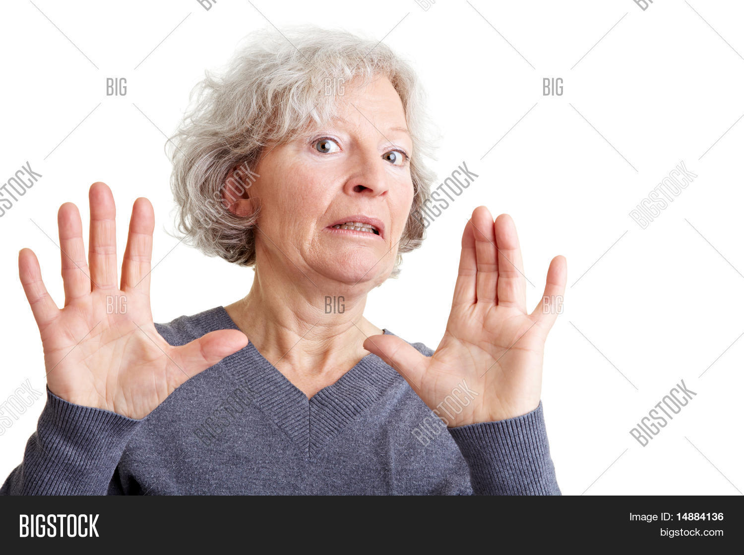 offended elderly w rejecting offer stock photo stock images offended elderly w rejecting offer