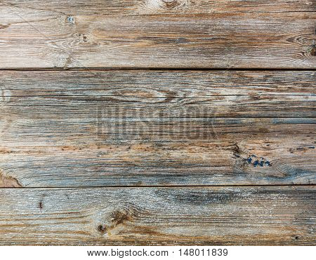 Old rustic faded wooden texture, wallpaper and background