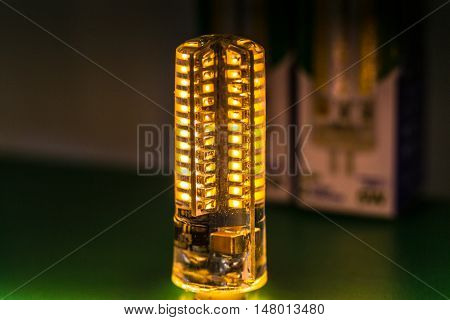 Led diode filament COB chip on board lamp - newly-designed product