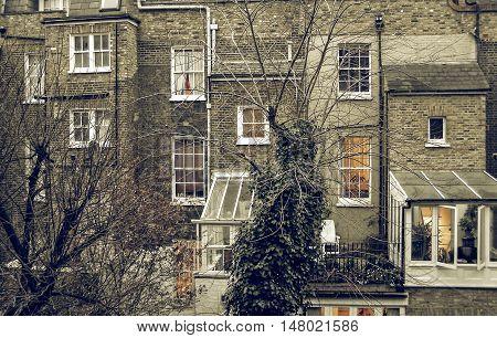 Vintage Looking Dwellings Picture