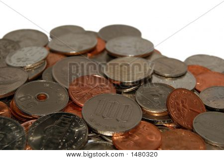 Mix Currency Coins