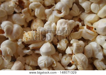 popcorn background fast food eat snack texture