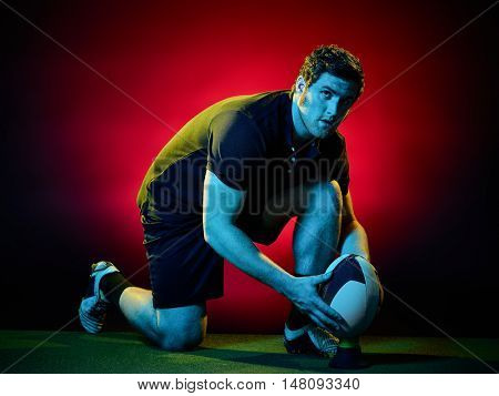 rugby man player