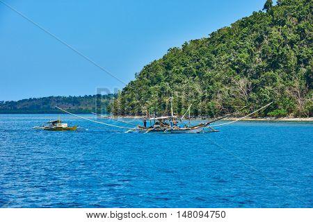 linapacan island Palawan Philippines
