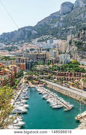 Monaco Monte Carlo Sea View
