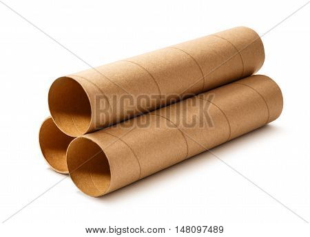 Carton Tubes For Paper