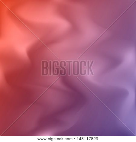 Vector colorful blurry background. Abstract texture. Modern pink beautiful backdrop