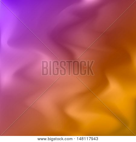 Vector colorful blurry background. Abstract texture. Modern autumn beautiful backdrop
