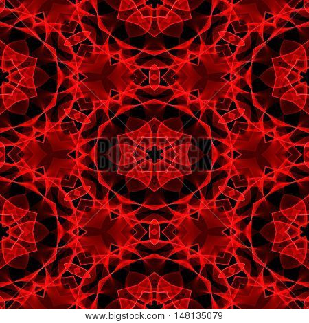 Crazy Seamless Pattern