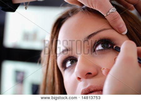 Professionel make up