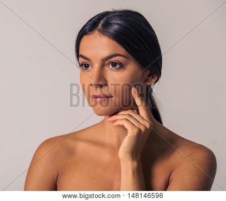 Woman's Natural Beauty