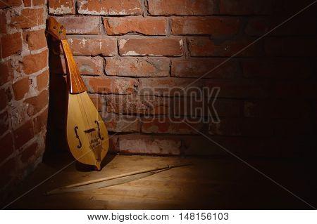 Renaissance Violin (rebec)