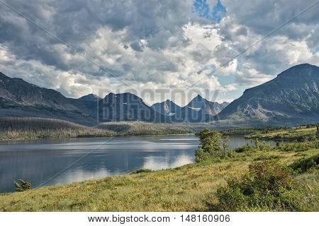 Glacier National Park - St. Mary Lake