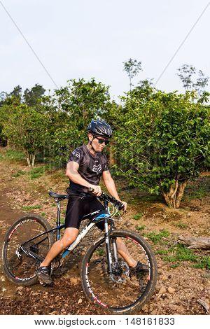 Rough Riding In Costa Rica