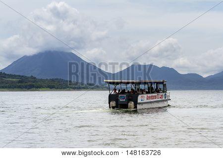 Arenal Lake Tours, Costa Rica