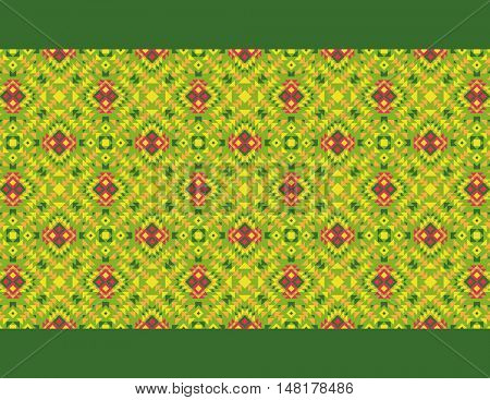 Geometrical vector background.