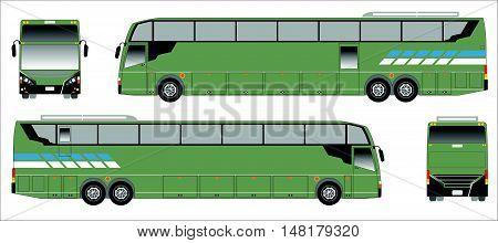 New Long Bus 104