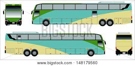 New Long Bus 205