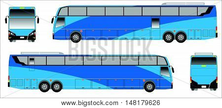 New Long Bus 204