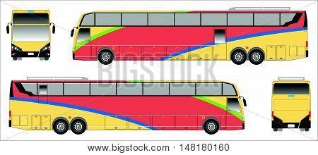New Long Bus 304