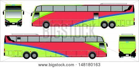 New Long Bus 305