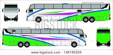 New Long Bus 402