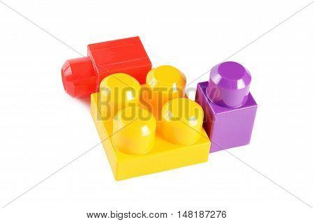Children's Colorful Plastic Designer