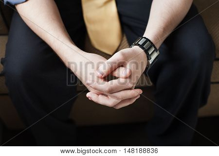 Male Hands