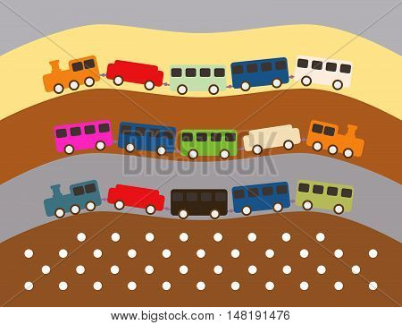 Pattern Train 508