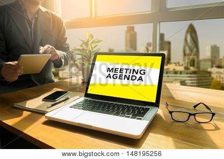 Meeting Agenda