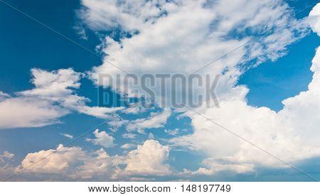 Coming Storm Spectacular Cloudscape