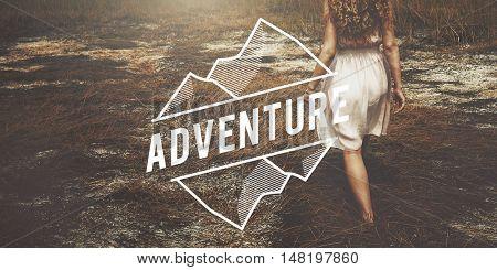 Adventure Destination Expedition Experience Concept