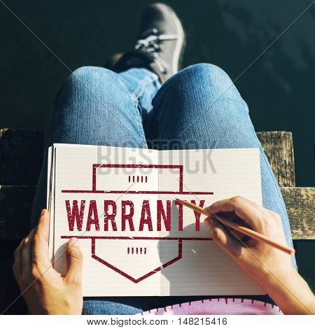 Guarantee Warranty Assurance Quality Graphic Concept