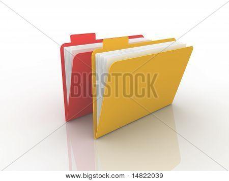 Folder concept