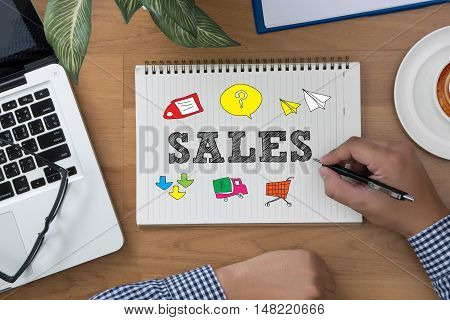 Sales Marketing Concect