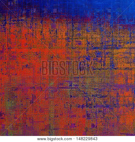 Digitally designed background or texture for retro style frame. With different color patterns: blue; red (orange); purple (violet); pink