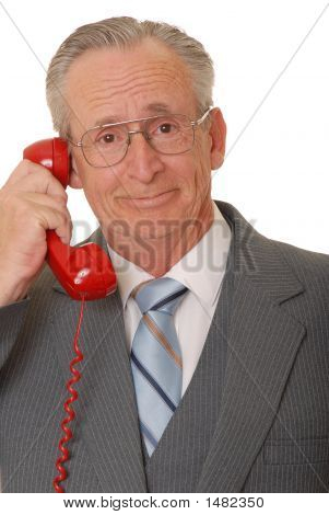 Senior Businessman 41