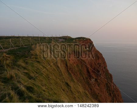 Helgoland, a nice Island in the North sea