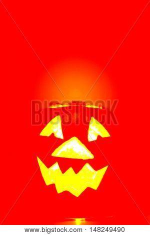 Jack-o'-Lantern Pumpkin