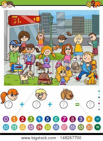 Mathematical Activity For Kids
