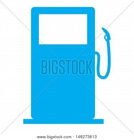 gas station icon, gas station sign, Gas Station sign. Illustration on white background