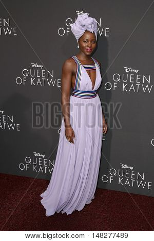 LOS ANGELES - SEP 20:  Lupita Nyong'o at the