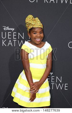 LOS ANGELES - SEP 20:  Trinitee Stokes at the